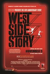 TCM Presents West Side Story Movie Poster
