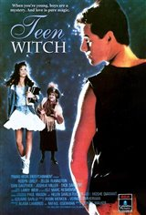 Teen Witch (1989) Movie Poster