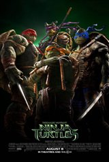 Teenage Mutant Ninja Turtles Large Poster