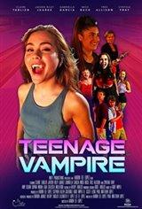 Teenage Vampire Movie Poster