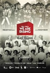 Tell Them We Are Rising: The Story of Black Colleges and Universities Movie Poster