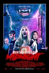 Ten Minutes to Midnight Large Poster