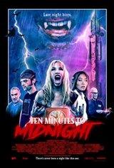 Ten Minutes to Midnight Movie Poster