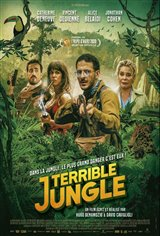 Terrible Jungle Movie Poster