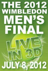 The 2012 Wimbledon Men's Final Movie Poster