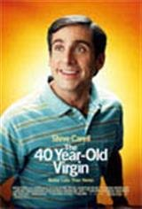 The 40-Year-Old Virgin Movie Poster