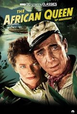 The African Queen 70th Anniversary presented by TCM Movie Poster