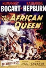 The African Queen - Classic Film Series Movie Poster