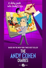 The Andy Cohen Diaries (Quibi) Large Poster
