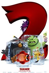 The Angry Birds Movie 2 in 3D Movie Poster