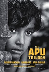 The Apu Trilogy Large Poster