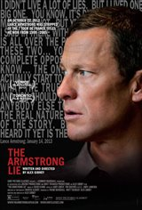 The Armstrong Lie Movie Poster