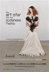 The Art Star and the Sudanese Twins Large Poster