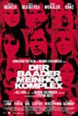 The Baader Meinhof Komplex Movie Poster