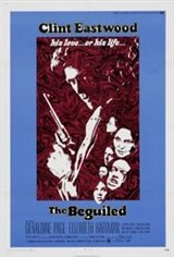 The Beguiled (1971) Movie Poster