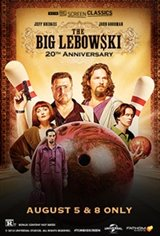 The Big Lebowski 20th Anniversary (1998) presented by TCM Movie Poster