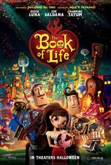 The Book of Life Large Poster