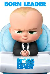 The Boss Baby Movie Poster Movie Poster