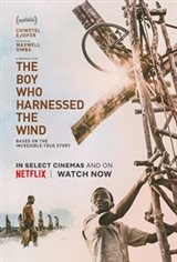 The Boy Who Harnessed the Wind Large Poster