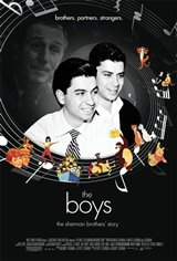 The Boys: The Sherman Brothers' Story Movie Poster