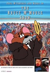 The Bruce McMouse Show Movie Poster