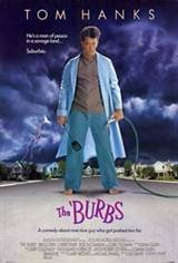 The Burbs Movie Poster