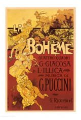 The Capital City Opera presents: Puccini's La Bohème Movie Poster