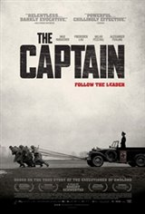 The Captain (Der Hauptmann) Movie Poster