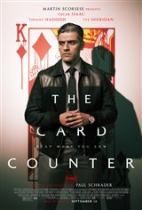 The Card Counter Movie Poster