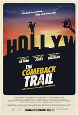The Comeback Trail Movie Poster