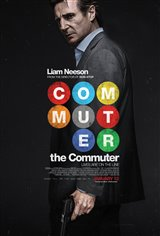 The Commuter Movie Poster Movie Poster