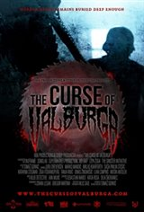 The Curse of Valburga Movie Poster