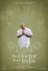 The Doctor from India Large Poster