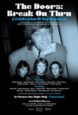 The Doors: Break On Thru - A Celebration Of Ray Manzarek Movie Poster