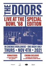 The Doors: Live At The Bowl '68 Special Edition Movie Poster
