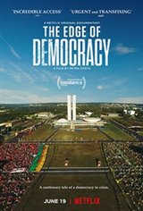 The Edge of Democracy Large Poster