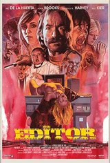 The Editor Large Poster