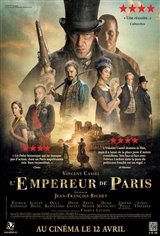 The Emperor of Paris Movie Poster