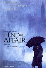 The End of the Affair Movie Poster