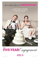 The Five-Year Engagement Large Poster