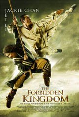 The Forbidden Kingdom Movie Poster