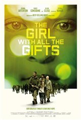 The Girl With All the Gifts Movie Poster Movie Poster