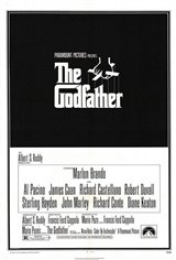 The Godfather - Most Wanted Mondays Movie Poster