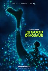 The Good Dinosaur Large Poster
