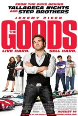 The Goods: Live Hard. Sell Hard. Movie Poster