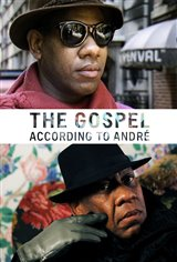 The Gospel According to André Movie Poster