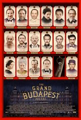The Grand Budapest Hotel Large Poster