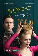 The Great (Amazon Prime Video/Hulu) Movie Poster