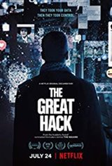 The Great Hack Large Poster