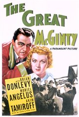 The Great McGinty Movie Poster